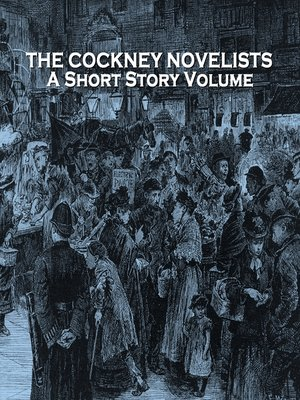 cover image of The Cockney Novelists