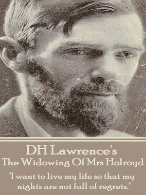 cover image of The Widowing of Mrs Holroyd
