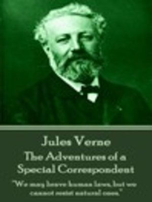 cover image of The Adventures of a Special Correspondent