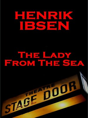 cover image of The Lady from the Sea