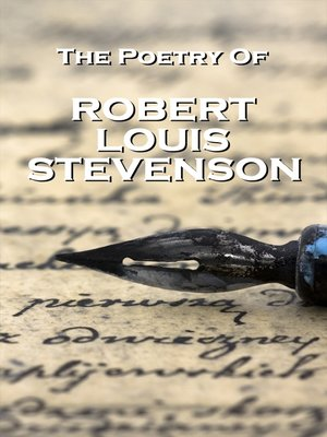 cover image of The Poetry of Robert Louis Stevenson