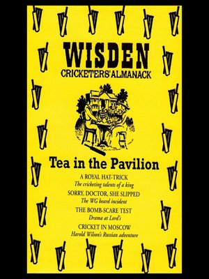 cover image of Wisden Cricketers' Almanack