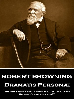 cover image of Dramatis Personæ