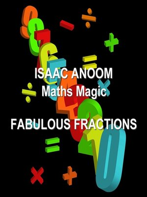 cover image of Fabulous Fractions