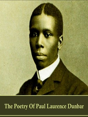 cover image of The Poetry of Paul Laurence Dunbar