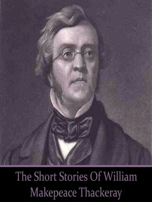 cover image of William Makepeace Thackeray