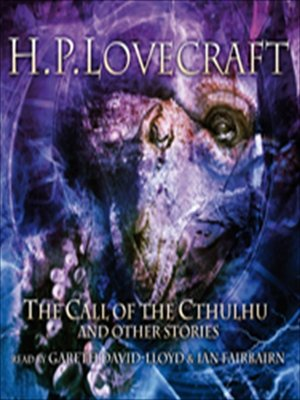 cover image of The Call of Cthulhu & Other Stories