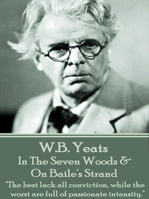 cover image of In the Seven Woods & On Baile's Strand