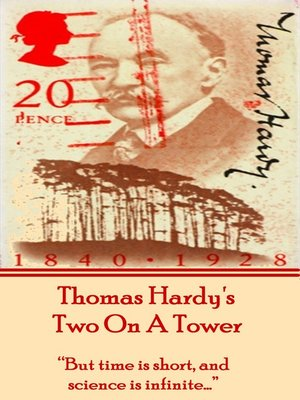 cover image of Two on a Tower, by Thomas Hardy