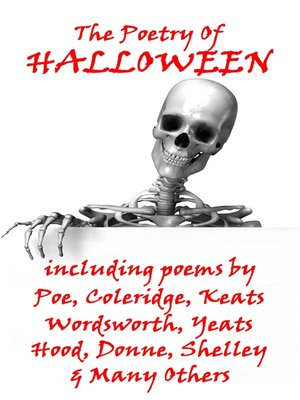 cover image of Halloween, A Theme In Verse