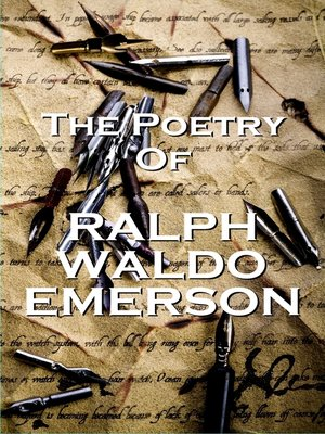 cover image of The Poetry of Ralph Waldo Emerson