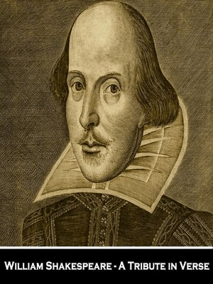 cover image of William Shakespeare: A Tribute in Verse