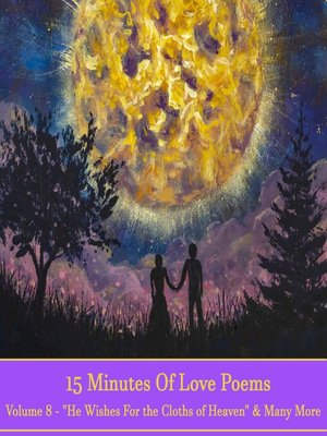 cover image of 15 Minutes of Love Poems, Volume 8