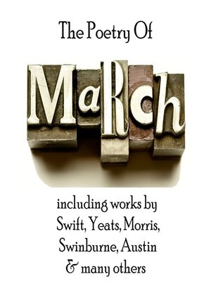 cover image of The Poetry of March