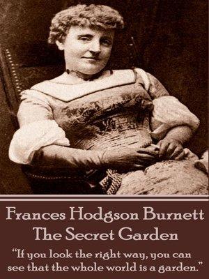 cover image of The Secret Garden