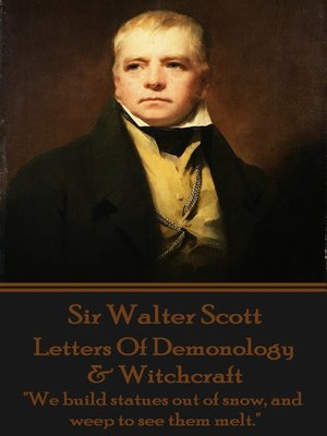 cover image of Letters of Demonology & Witchcraft