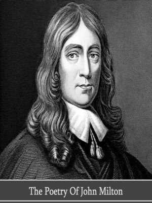 cover image of The Poetry of John Milton