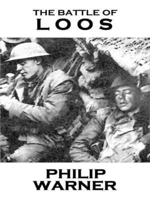 cover image of The Battle of Loos