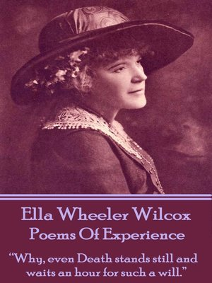 cover image of Poems of Experience