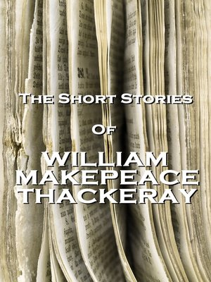 cover image of The Short Stories of William Makepeace Thackeray