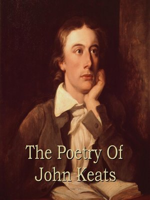 cover image of The Poetry of John Keats
