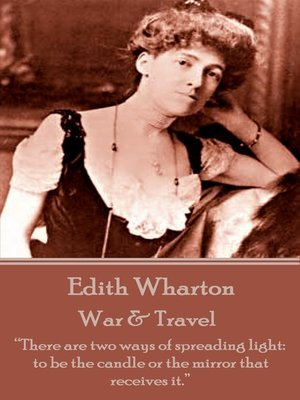 cover image of War & Travel