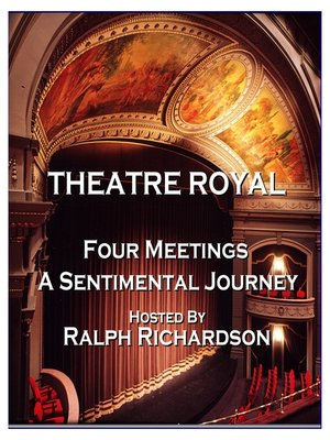 cover image of Four Meetings / A Sentimental Journey