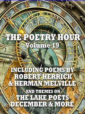 cover image of The Poetry Hour, Volume 19