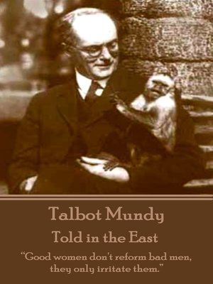 cover image of Told in the East