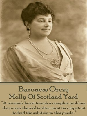 cover image of Molly of Scotland Yard