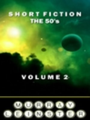 cover image of Short Fiction - The 50's, Volume 2