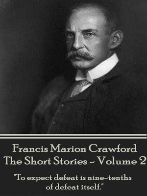 cover image of The Short Stories, Volume 2