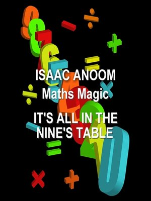 cover image of It's all in the Nine's Table
