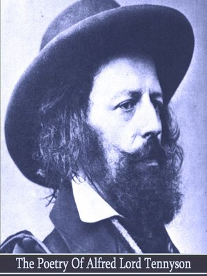 cover image of The Poetry of Alfred Lord Tennyson