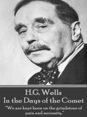 cover image of In the Days of the Comet