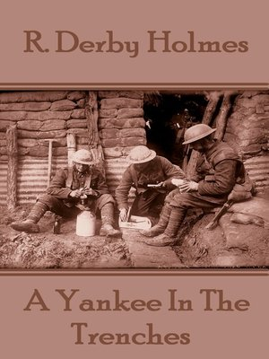 cover image of A Yankee in the Trenches