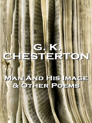 cover image of The Man and His Image & Other Poems