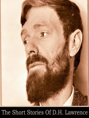 cover image of D. H. Lawrence