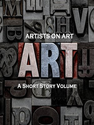 cover image of Artists on Art