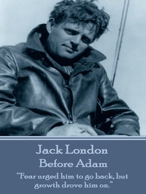 cover image of Before Adam