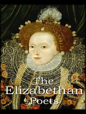 cover image of The Elizabethan Poets