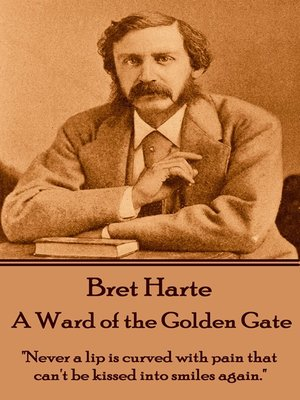 cover image of A Ward of the Golden Gate