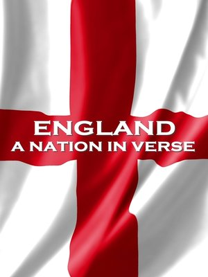 cover image of The Poetry of England