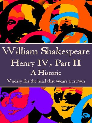 cover image of Henry IV, Part II