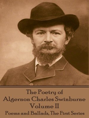 cover image of The Poetry of Algernon Charles Swinburne, Volume II