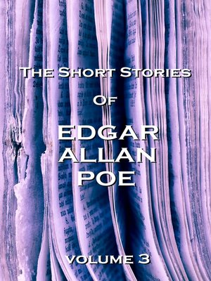cover image of The Short Stories of Edgar Allan Poe, Volume 3