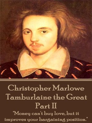 cover image of Tamburlaine the Great: Part II