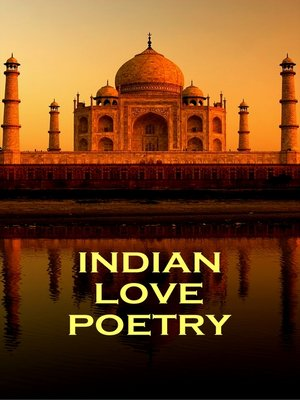 cover image of Indian Love Poetry
