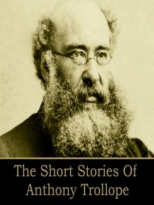 cover image of Anthony Trollope