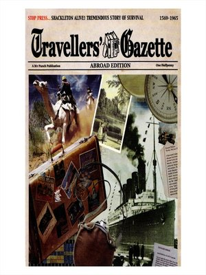 cover image of Traveller's Gazette
